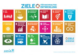 17 Nachhaltigkeitsziele der EU
